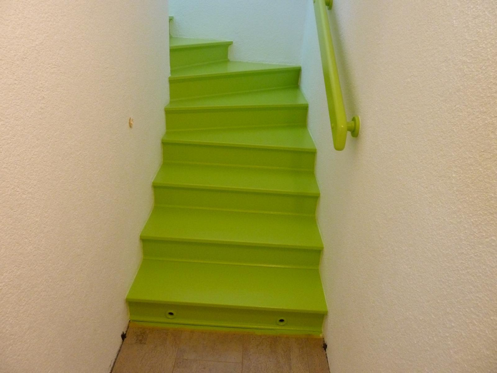 Rutschfeste Treppe