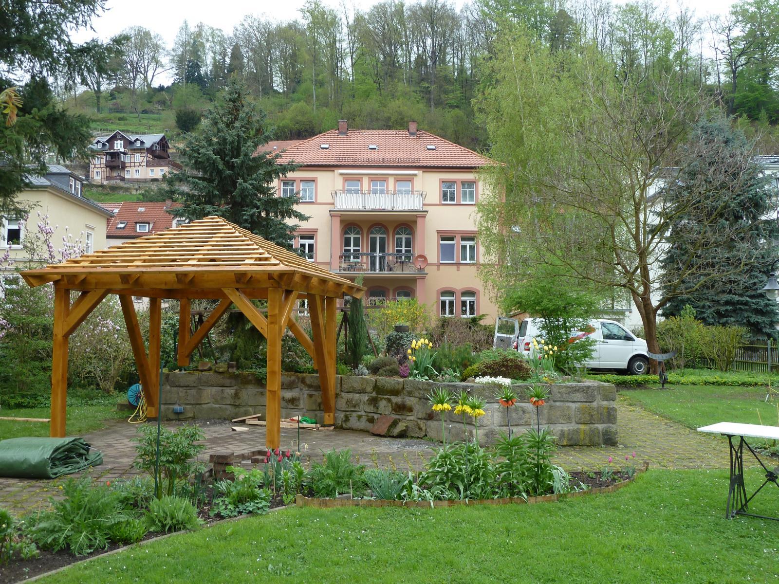 Pavillon Stadt Wehlen