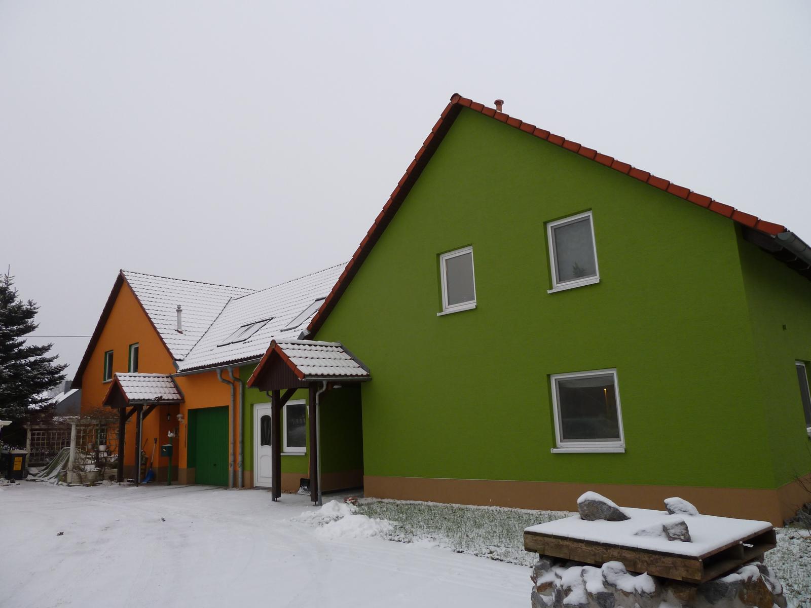 Fassade Weikersdorf