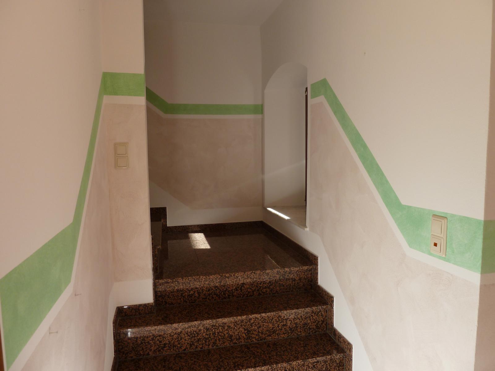 Treppenhausgestaltung | MALHA