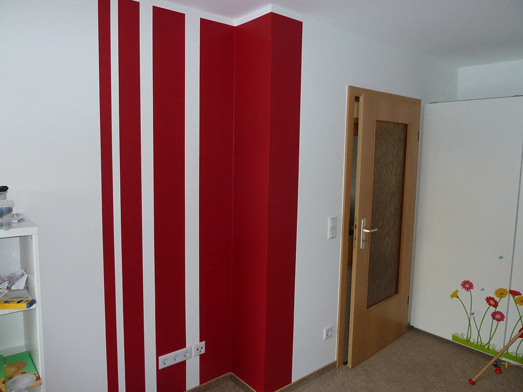 Innenraumgestaltung Weickersdorf
