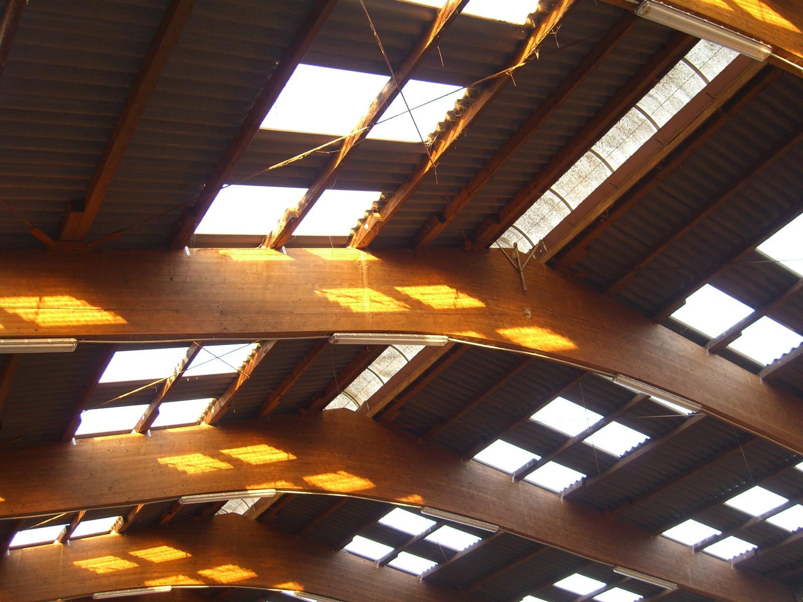 Holzarbeiten Reithalle Ullersdorf