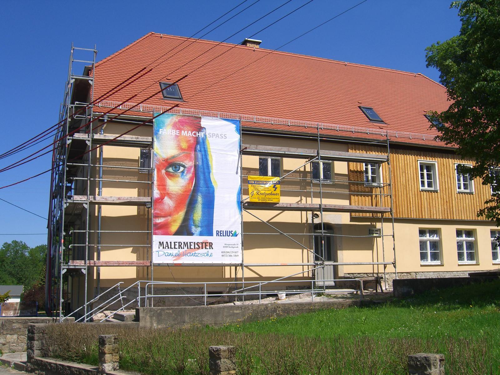 Denkmal: Alte Schule Buehlau